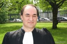 Maître François Jacquot, avocat au Barreau de Paris © VD.