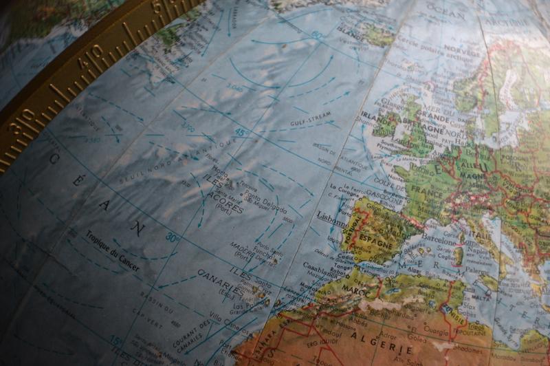 Mappemonde © www.paristribune.info