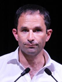 Benoit Hamon lance sa campagne pour la Primaire du PS à Saint-Denis en août 2016 - photo Marion Germa sous licence creative commons Par Marion Germa, CC BY-SA 4.0