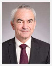 Bernard Gaudillère - source paris.fr photo H. Garat.