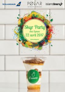 Paris Skyr Party