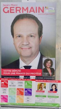 Anne Hidalgo en guest-star au meeting de Jean-Marc Germain, candidat Frondeur sortant aux législatives dans la 12e circonscription des Hauts de Seine © DR Paris Tribune