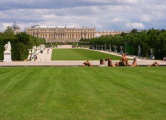 Le château de Versailles - Photo : VD.