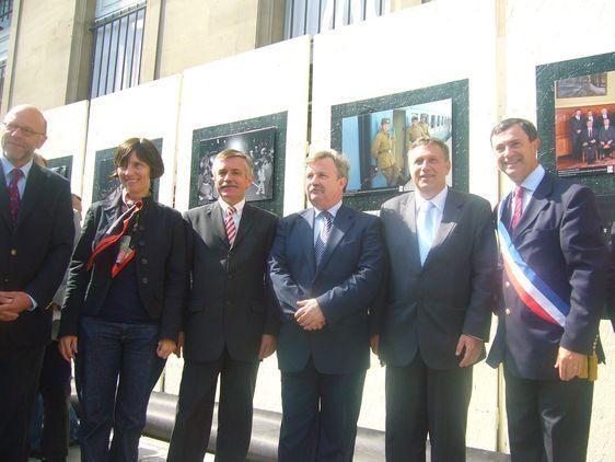 20 ans après la chute du rideau de fer, la Hongrie et l'Autriche à l'honneur