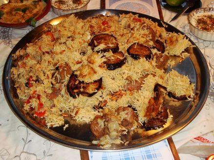 Le Maqlubaa, un plat familial palestinien