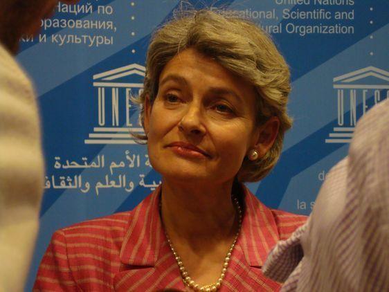S.E Irina Bokova, Ambassadeur de Bulgarie en France et Délégué permanent de la Bulgarie auprès de l'UNESCO
