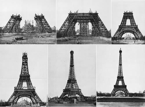 Gustave Eiffel ou le magicien du fer
