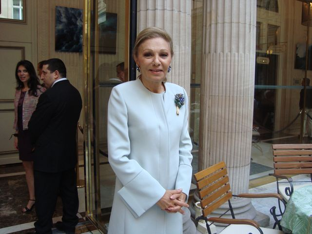 Sa Majesté l'Impératrice d'Iran