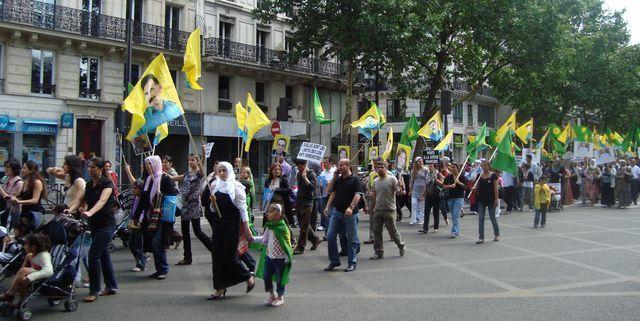 Une longue route pour la minorité kurde