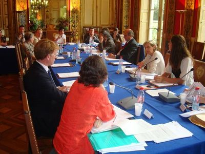 Archives  - Conseil d'arrondissement du 25 juin 2009