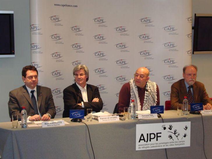 Des parlementaires français de retour de Gaza
