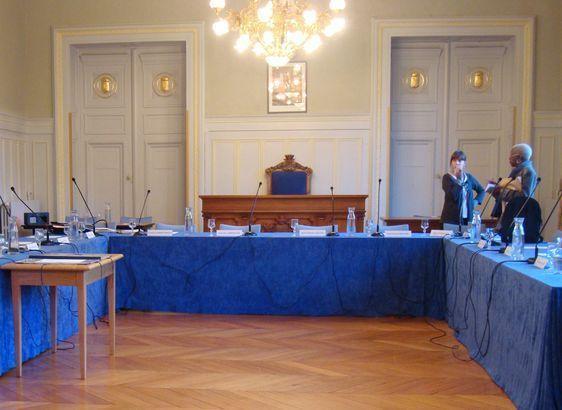 18h40 : Le conseil d'arrondissement va bientôt démarrer