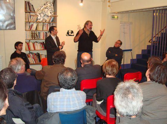 L'animateur de La Moquette a accepté une soirée de débat sur le plan 1000 caméras à Paris