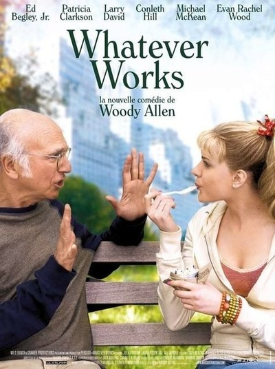 A la Pagode, « Whatever works » le dernier-né des Woody