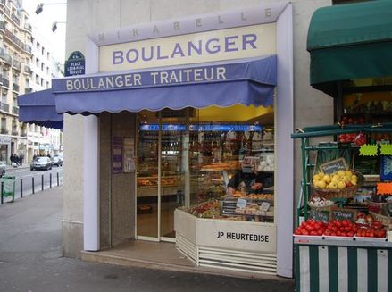 Eric Kayser remplacera bientôt la boulangerie Heurtebise