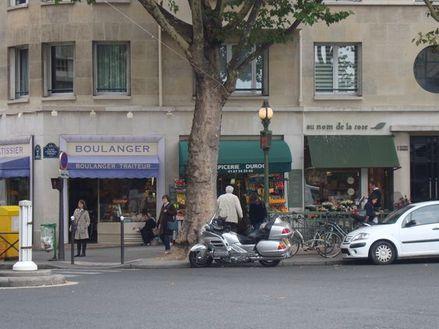 Place Léon-Paul Fargue : un emplacement de choix