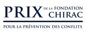Remise du prix de la Fondation Chirac pour la prévention des conflits