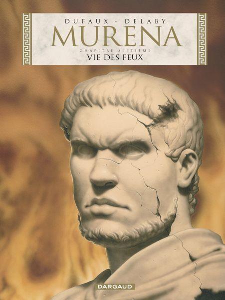 (c) Dargaud - Murena - T.7 : la Vie des Feux, de Philippe Delaby et Jean Dufaux