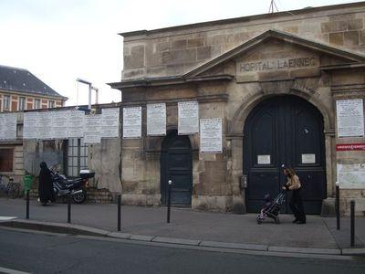 Réunions d'information sur Laennec et Conseil de Quartier Saint-Thomas-d'Aquin