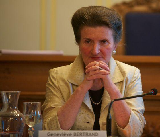 Geneviève Bertrand - Photo : Stan sniper-press.com