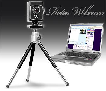 (c) Rétro Webacm : Une webcam dans le plus pur style hollywoodien
