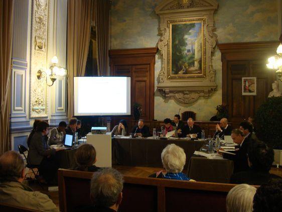 Le Conseil des élus du 4ème arrondissement le 17 novembre 2009