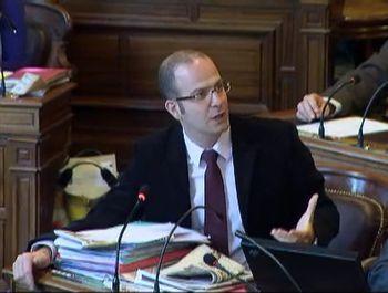 Romain Lévy, conseiller de Paris depuis 2008