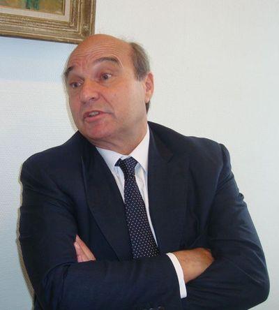 Yves Pozzo di Borgo - Photo : VD.