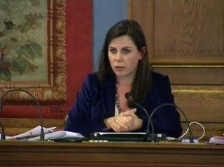 Géraldine Poirault-Gauvin, Conseiller de Paris du 15ème arrondissement