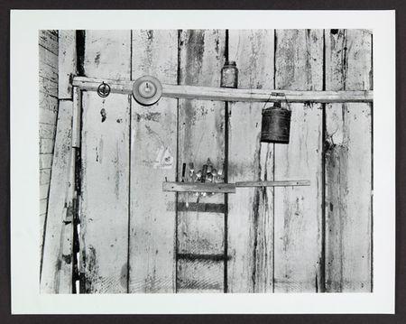 (c) Walker Evans, Alabama, 1936 - Association Fonds Giov-Anna Piras
