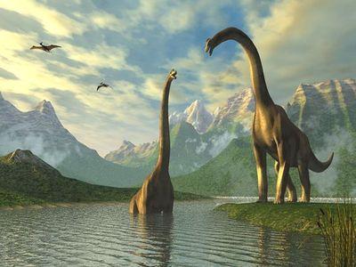 """Jusqu'au 2 mai 2010 : """"La Faim des dinosaures"""" au Palais de la Découverte"""