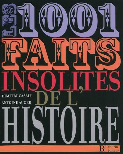 """10 décembre 2009 : Dédicace des """"1001 faits insolites de l'histoire"""""""