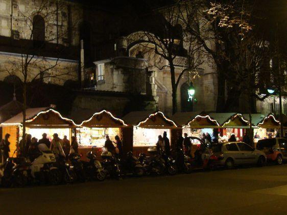 Le Village du Père Noël Saint-Germain-des-Prés