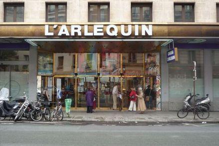 L'Arlequin participe au Festival Paris Cinéma