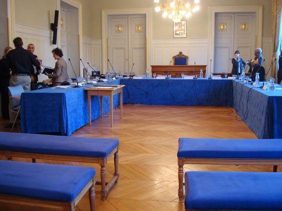 Avant le conseil d'arrondissement du 12 octobre 2009