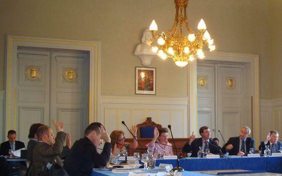 Conseil d'arrondissement du 22 juin 2009