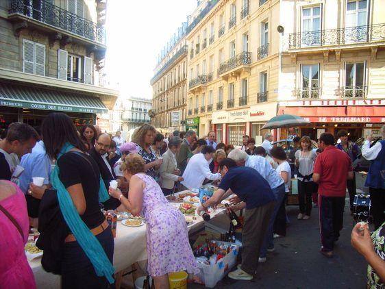 L'actualité marquante dans le 8ème arrondissement en 2009