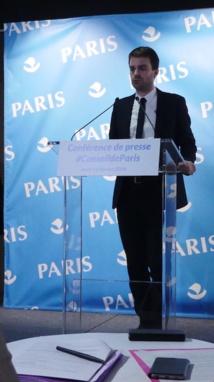 Bruno Julliard, Premier adjoint au Maire de Paris © VD / PT