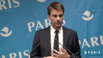 Bruno Julliard, Premier adjoint au Maire de Paris