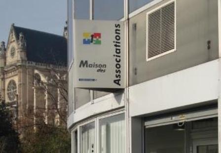 Maison des Associations du 1er arrondissement, 101 rue Rambuteau