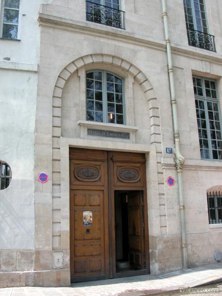 Le 17 quai d'Anjou