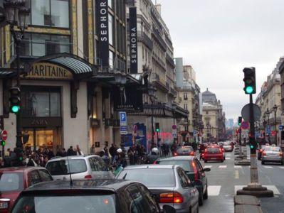 Côté rue de Rivoli : des logements sociaux, une crèche et des commerces prévus en 2014