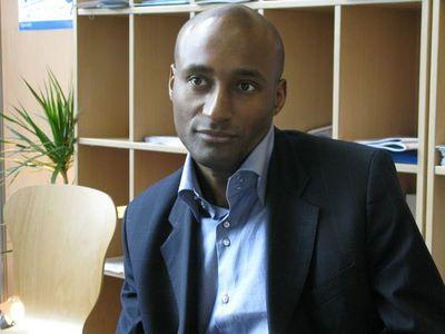 Alain Dolium, 42 ans, cofondateur de Obad Mobile Marketing
