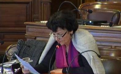 Dominique Bertinotti, maire (PS) du 4e