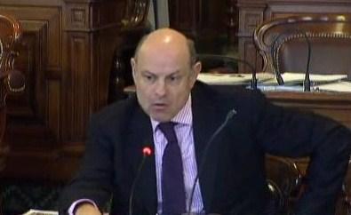 Jean-Marie Le Guen, député de Paris et adjoint au maire chargé de la Santé Publique et des relations avec l'Assistance publique - Hôpitaux de Paris (AP-HP)