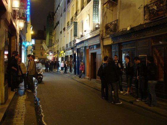 28 mai 2009 : la rue de la Soif