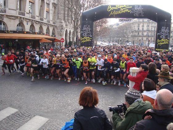 Plus de 1000 coureurs ont participé aux Foulées du 8e