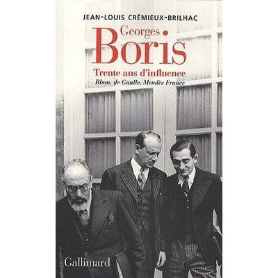 """Musée Jean Moulin : Conférence, débat et séance de signatures pour """"Georges Boris, trente ans d'influence"""""""