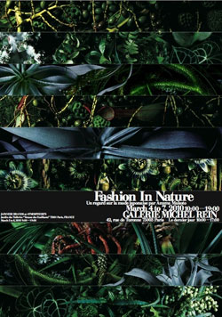 """5 - 8 mars 2010 : Exposition """"Fashion in Nature"""""""