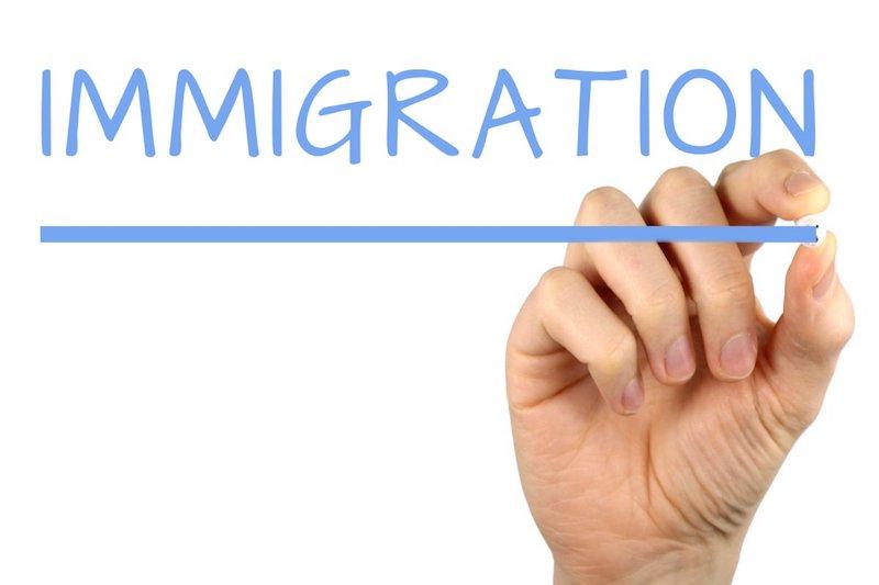 Immigration © CC BY-SA